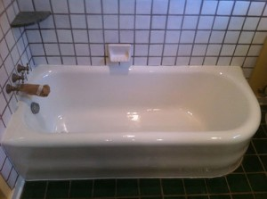 Edmond Bathtub Refinishing