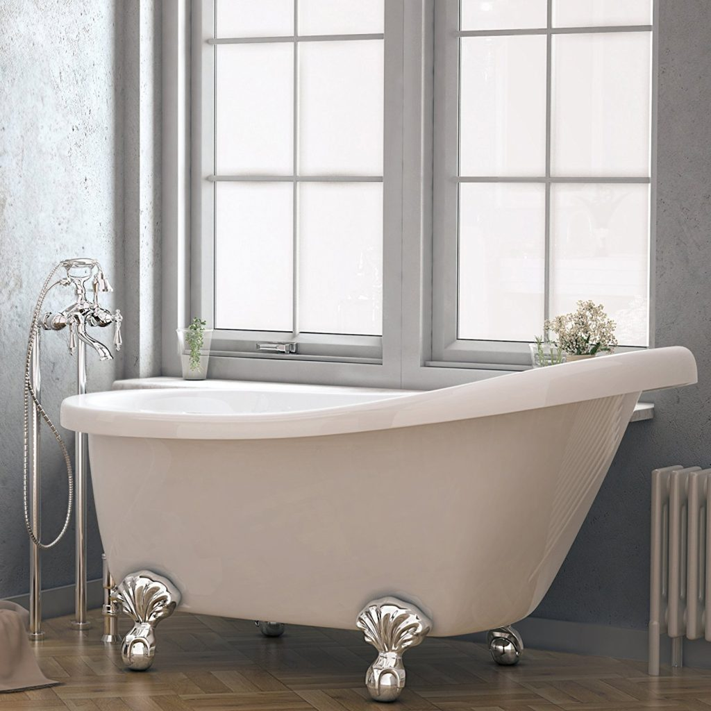 fiberglass clawfoot tub - Claw Foot Tub