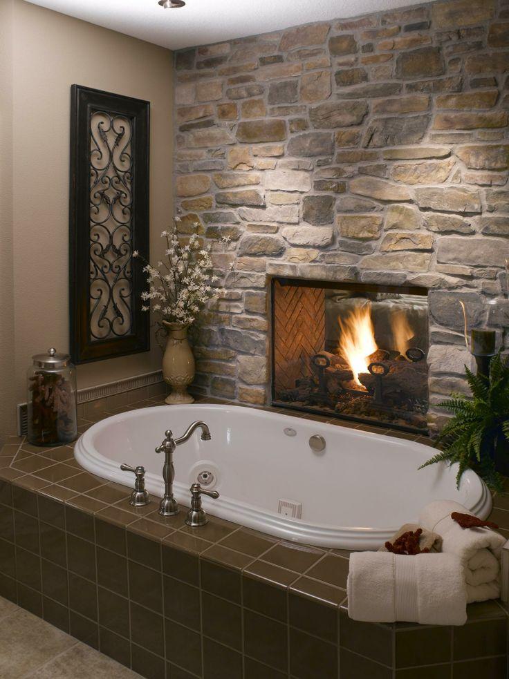 fireside tub